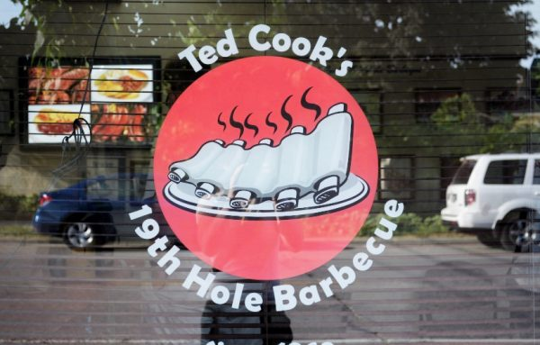Ted Cooks